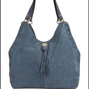 Nanette Lenore Santa Ana Blue Tote Bag